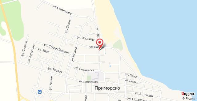 Salena Hotel на карте