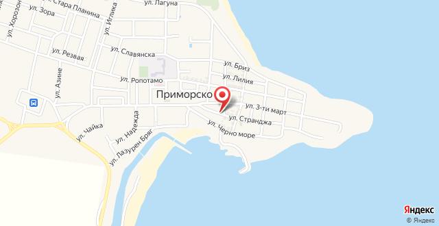 Borko Guest House на карте