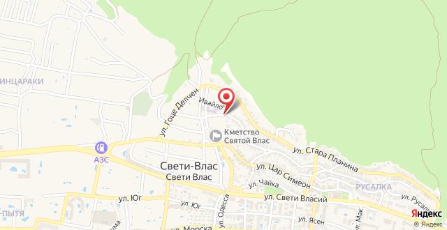 Nassi Hotel на карте