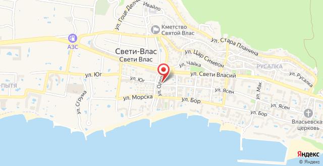 Complex Kentavar на карте