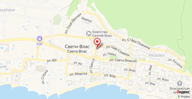Kozarov House на карте