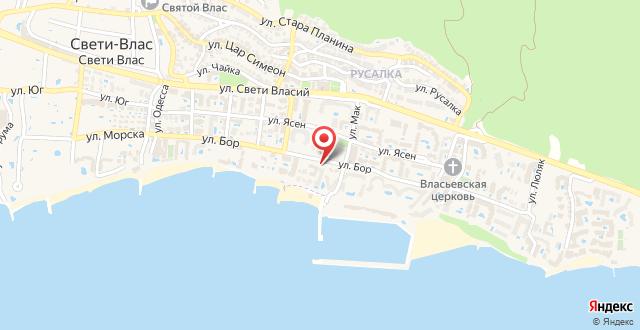 Apartcomplex Top на карте
