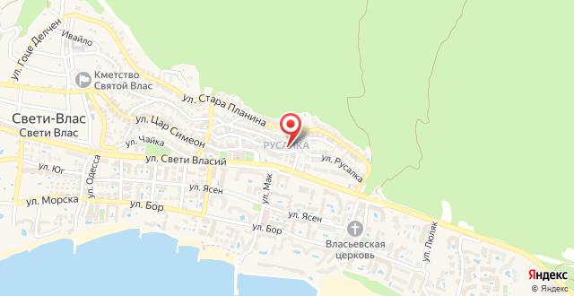 Family Hotel Rosi на карте