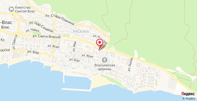 Apartment in Kambani Bells I на карте
