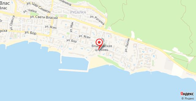 ARENA Complex на карте