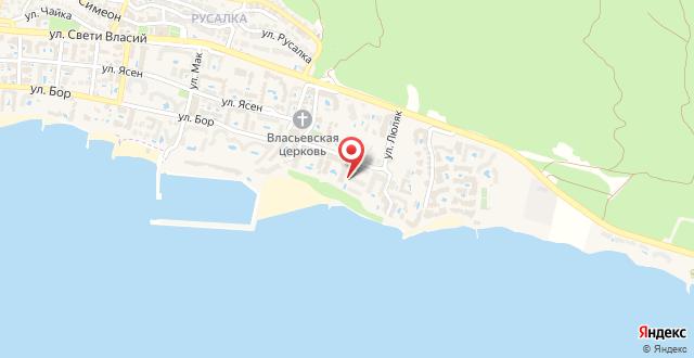 Dolce Vita Penthouse на карте