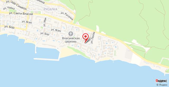 Vista Residence Apartments на карте