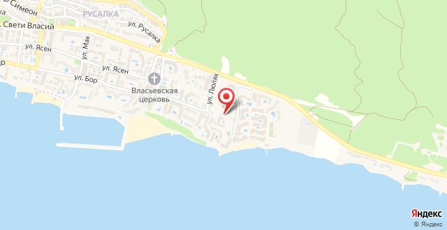 Dom-El Real Apartments in Sirena Complex на карте