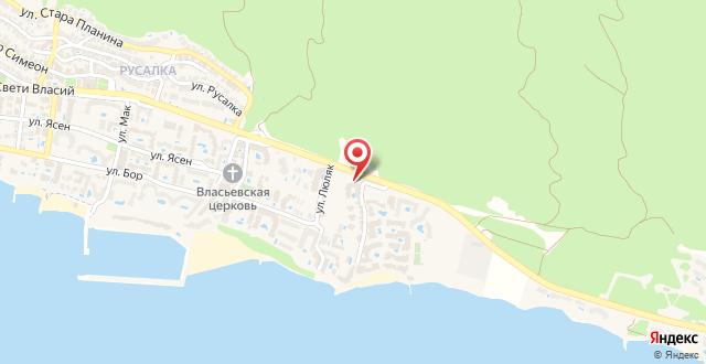 Bulgarienhus Etara II Apartments на карте