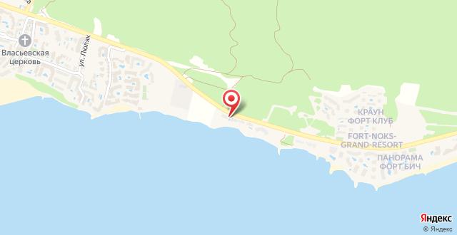 Alex Beach Apartments Sveti Vlas на карте