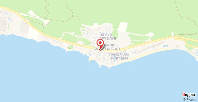 Marina Fort Noks Studio на карте