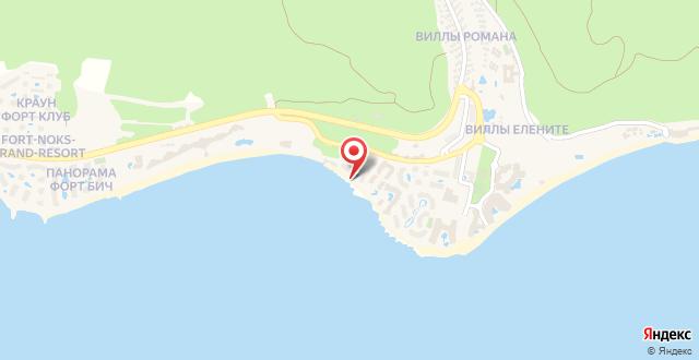 Privilege Fort Beach Apartments на карте