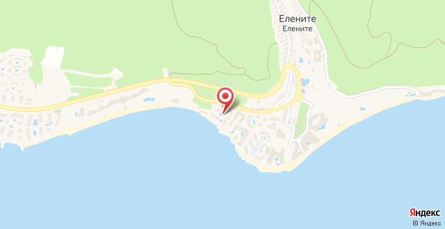 Messambria Fort Beach Apartment на карте