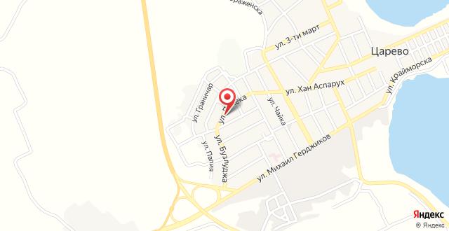 Bakyrdjieva Haus на карте