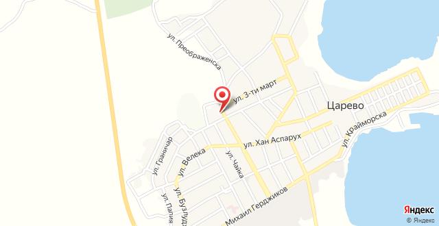 Kirovi Guest House на карте