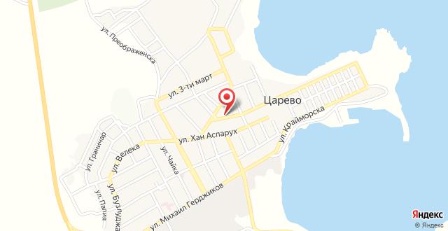 Guest House Mavrovi на карте