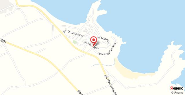 Estreya на карте