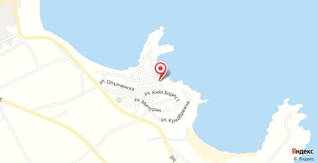 Vasiliko Apartment на карте
