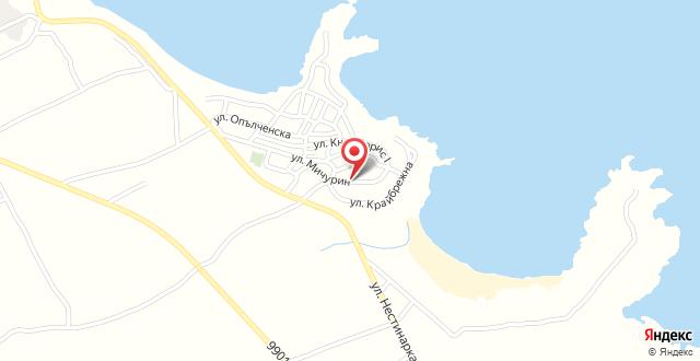 Guest House Bata на карте