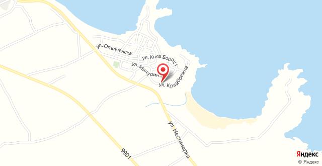 Guest house Mikra на карте