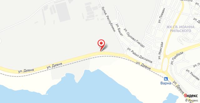 Adamo Hotel на карте