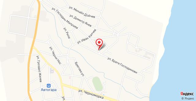 Hotel Moskoiani на карте
