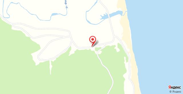 Complex Hunter's Beach на карте
