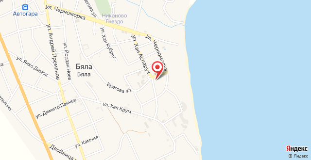 Apartment Atlantic на карте
