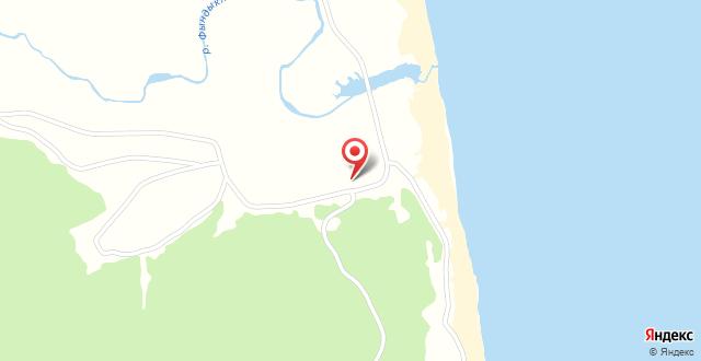 Al Rial Beach Apartments на карте