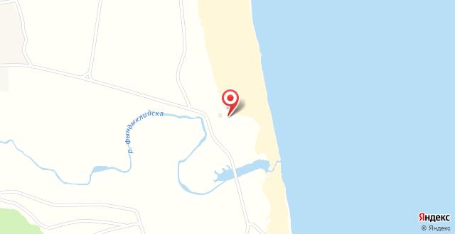 Aparthotel Alexander на карте
