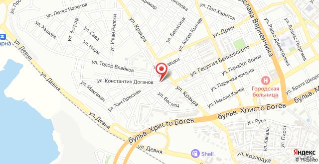 Studio Rada на карте