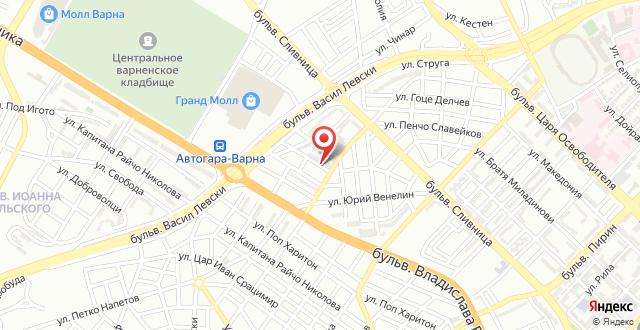 Ivet Apartment на карте