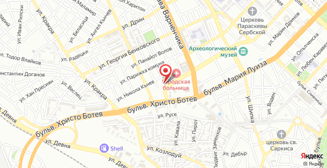 Hotel Divesta на карте