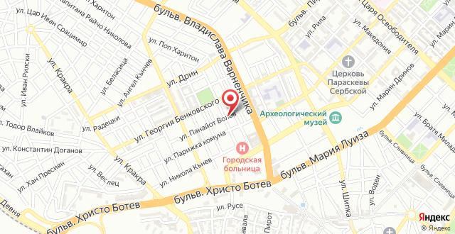 Poshta 1 Apartment 3 на карте