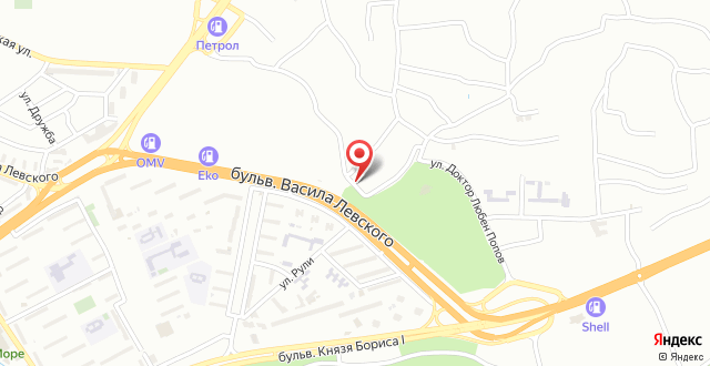 Scarlet Heart Apartment на карте