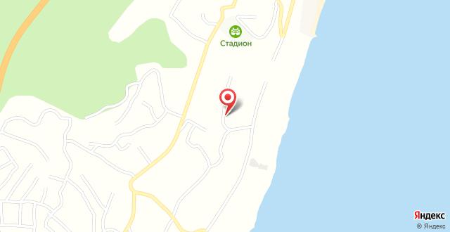 Guest House Villa Roza на карте