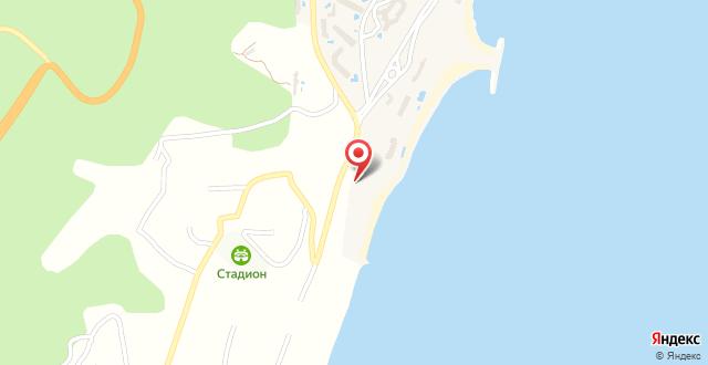 Riviera Beach Hotel and SPA, Riviera Holiday Club на карте