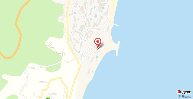 Lotos Hotel, Riviera Holiday Club на карте
