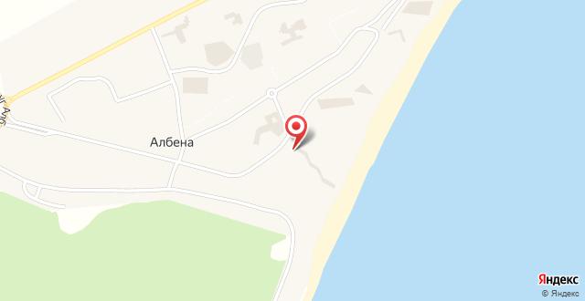 Hotel Laguna Garden - All Inclusive на карте