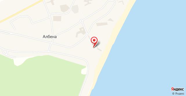 Laguna Beach Hotel на карте
