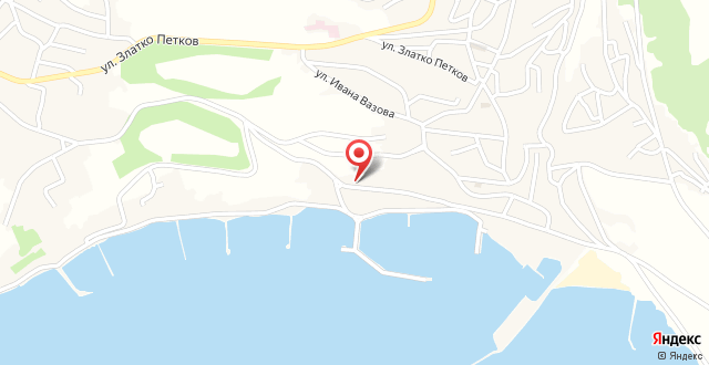 Family Hotel Jupiter на карте