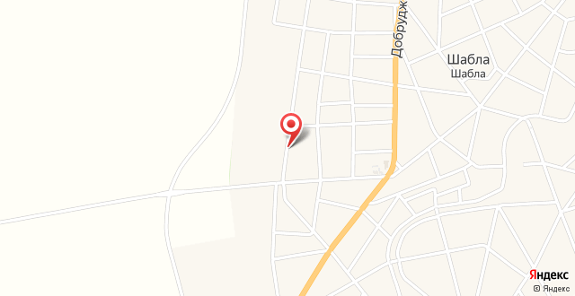 Elida Guest House на карте