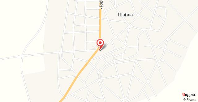 Hostel Shabla на карте