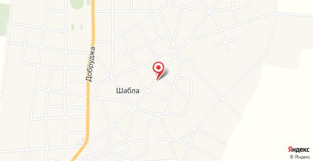 Guest House Shabla на карте
