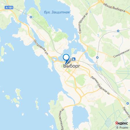 Торкельская Ратуша на карте