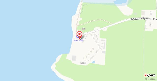Парк-Отель Кантри на карте