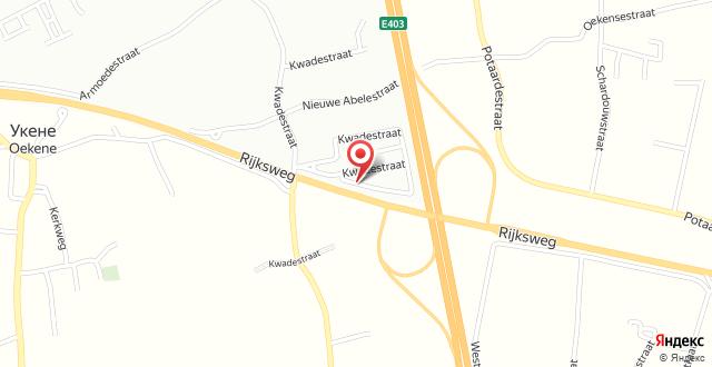 Mercure Roeselare на карте