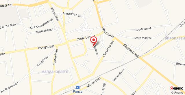Hostellerie Lou Pahou на карте
