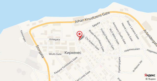 Barents Frokosthotell на карте