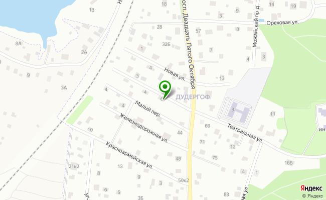 Сбербанк Санкт-петербург г. Красное Село, ул. Театральная 6, лит. А карта